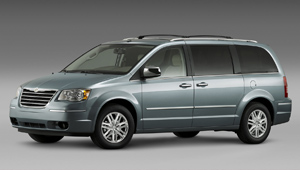 Chrysler Town And Country Overview